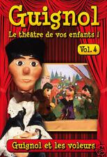 DVD Guignol - Vol. 4 - Guignol et les voleurs