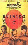 Pride FC - Bushido Vols. 1-3 DVD