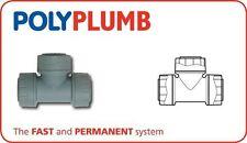 Polyplumb Igual Tee Pushfit