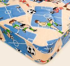 Boys Childrens Kids Football Mattress Shorty/Single Rio