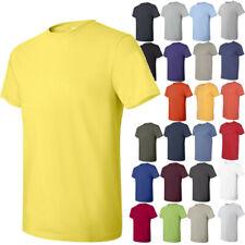 Hanes Mens Short Sleeve Tees Tops Ringspun Nano-T T-Shirt 4980