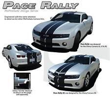 PACE RALLY 2011 Camaro - Premium 3M Vinyl Racing Stripes Decals RS 893