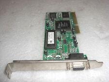 Trident 3DImage9750 AGP VGA Video Card LOW PROFILE