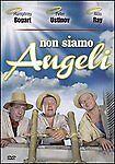 Dvd Video **NON SIAMO ANGELI** con H. Bogart P. Ustinov nuovo sigillato 1955