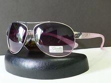 New Giselle Womens Classic Aviator Designer Sunglasses Retro Shades + Soft Bag