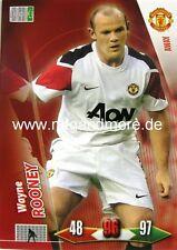 Adrenalyn XL Man. United - Wayne Rooney - Away