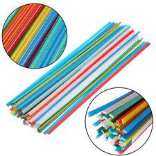 100pcs Coloré Plastique Baguettes de soudage PP PVC 25cm Carénage Réparation Kit