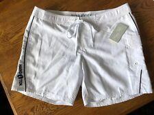 827835173c Hang Ten Women's Belize Quick Dry Board Shorts Black or White