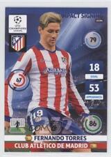 2014 #UE086 Fernando Torres Club Atletico De Madrid Rookie Soccer Card