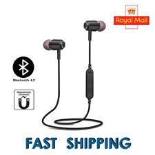 Wireless Earphones Headphone✅Headset 🇬🇧 Bluetooth InEar Sports Stereo UK