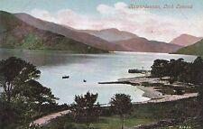 Postcard Rowardennan Loch Lomond UK