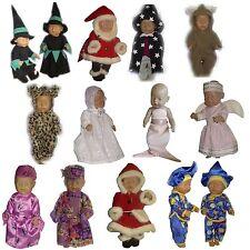 Karneval Baby Puppen Schnittmuster 43cm