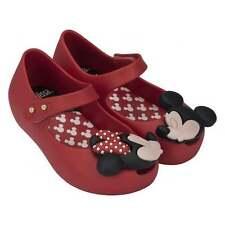 Melissa Shoes Mini Williams Minnie Mouse 15, rouge