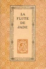 FRANZ TOUSSAINT - LA FLÛTE DE JADE - 1933