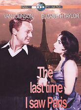 The Last Time I Saw Paris (DVD, 2004)