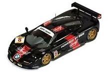 IXO GTM055 & GTM072 McLAREN F1 GTR diecast model GT race cars 1:43rd scale