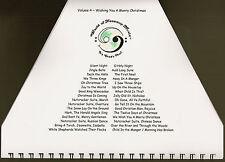 Zither Lap Harp Sheet Music ~ Christmas Music