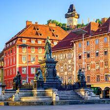 Graz - Kurzurlaub für 2 Personen direkt am HBF inkl. Hotel & Frühstücksbuffet