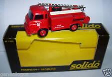 SOLIDO SAVIEM SG4 1er SECOURS POMPIERS STE MAXIME VAR ref 3303  in box