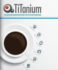 Distruggi documenti titanium strisce frammenti cd carte credito 601s 512xn 516xc