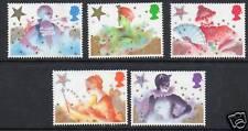 GB 1985 Christmas MNH mint set stamps