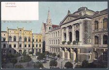 GERMANIA DEUTSCHLAND LIPSIA LEIPZIG 17 Cartolina 1900