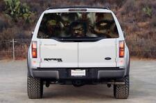 Zombies Attack Car Rear Window Decal Sticker Car Truck SUV Van 158