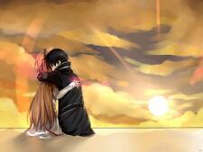 Sword Art Online Asuna Kirito Anime Manga Art Huge Giant Print POSTER Affiche