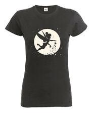 DISNEY CAMPANILLA ' Moon ' Camiseta entallada de mujer - Nuevo y Oficial