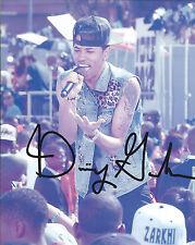 Snapbacks & Tattoos DRIICKY GRAHAM Signed Autographed 8x10 Photo COA! PROOF