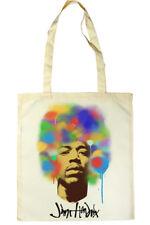 Jimi Hendrix Tote Shopper Bag