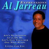 AL JARREAU - EXPRESSIONS NEW CD