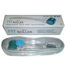 Titanium Alloy Derma Roller MT Micro-Needle For Wrinkle Acne Scar Dark Circle