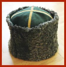 WW2 Papakha Colonel USSR Russian Military Finnish Hat 1943 karakul COPY Repro