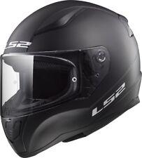 LS2 ff353 RAPID Casque intégral de moto Noir Mat