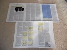 Krell KSA-100s Amplifier Review, 5 pg, Full Test, 1994