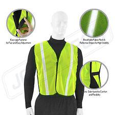 Emergency Preparedness Neon Green Safety Vest JORESTECH