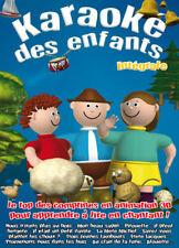 DVD Karaoké des enfants - Intégrale 20 comptines 3D