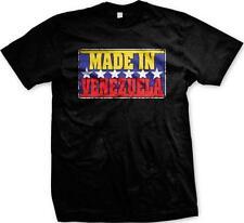 Made In Venezuela Pride Nacido en Venezuela Orgullo Mens T-shirt