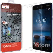PELLICOLA VETRO Per Nokia 1 2 3 6 7 8 Plus Sirocco TEMPERATO PROTEZIONE SCHERMO