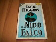 JACK HIGGINS-IL NIDO DEL FALCO-SPERLING-1991-PRIMA EDIZ