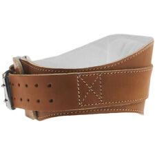 "Schiek Sports Model 2006 Leather 6"" Contour Weight Lifting Belt"
