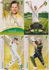 2007 Cricket Promo Card Set