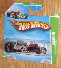 2010 Hot Wheels Treasure Hunt Ratbomb #56/214 short card
