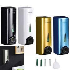 350ml 5 Farben Wandmontage Seifenspender Shampoo Spender Flüssigseifenspender