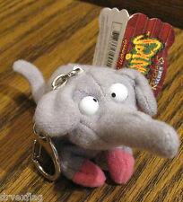 "'98 TEENY WEENIE MEANIES Keychain Zipperpull ""BART"" The Elephant MINT RARE"