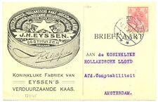 NEDERLAND 1921  GEILLUSTR.BK  = KAAS EYSSEN OOSTHUIZEN =