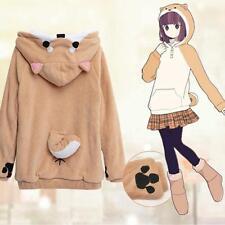 Itoshi no Muco Doge Cosplay Shiba Inu Kapuze Hoodie Pullover Jacke SweatShirt