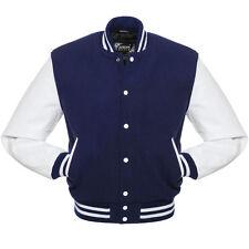 Stylish & Unique Varsity Jacket WoolBody & Leather Arms Smart Fit Varcity Jacket