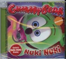 = GUMMY BEAR - NUKI NUKI  /sealed from Poland